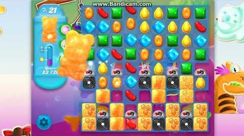 CANDY CRUSH SODA Saga Level 1909 ★★★