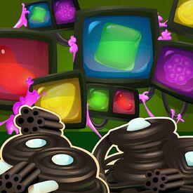 Sticky Studio background