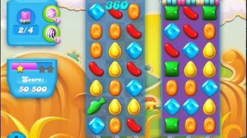 Candy Crush Soda Saga Level 159 (2nd nerfed, 3 Stars)