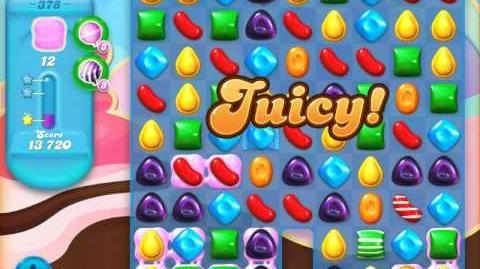 Candy Crush Soda Saga Level 378 (3 Stars)