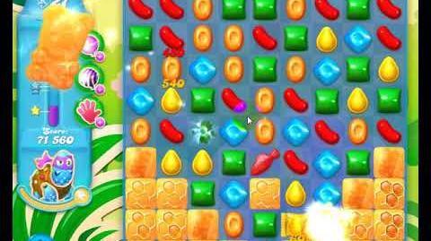 Candy Crush Friends Group SODA Level 334 3Stars 1st Update 291017