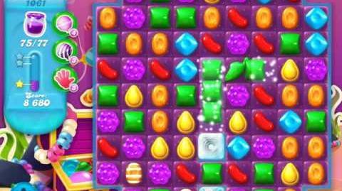 Candy Crush Soda Saga Level 1061 (buffed)