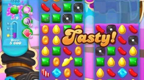Candy Crush Soda Saga Level 1200 (3 Stars)