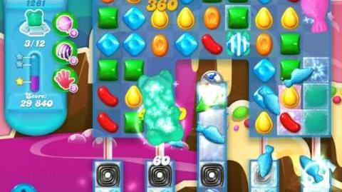 Candy Crush Soda Saga Level 1281 (5th version)