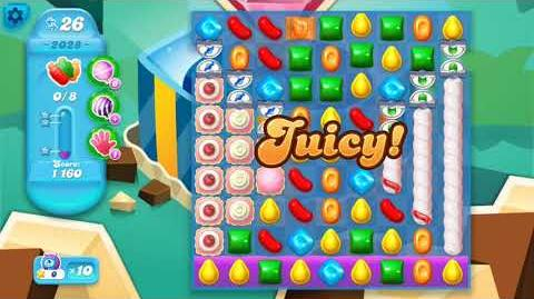 Candy Crush Soda Saga Level 2028