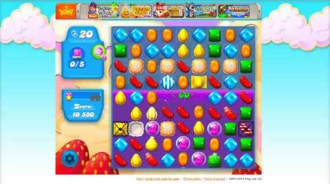 Candy Crush Soda Saga Level 34