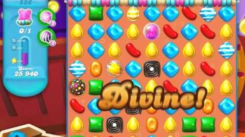 Candy Crush Soda Saga Level 526 (3 Stars)