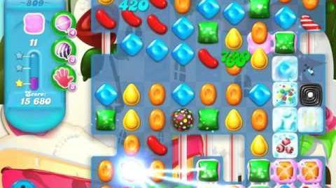 Candy Crush Soda Saga Level 809 (3 Stars)