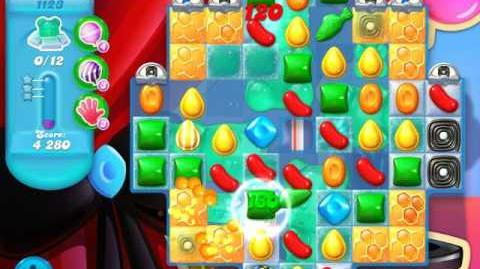 Candy Crush Soda Saga Level 1123 (4th version)