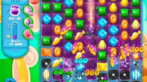 Candy Crush Soda Saga Level 1345 (4th version)