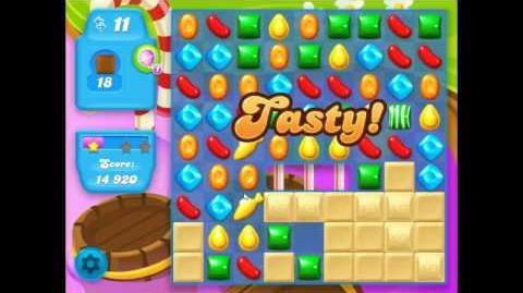 Candy Crush Soda Saga Level 135 No Boosters