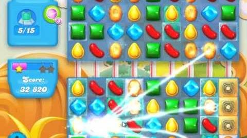 Candy Crush Soda Saga Level 160