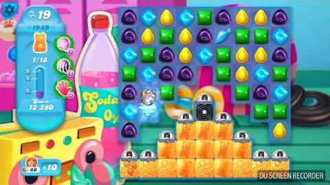 Candy Crush Soda Saga Level 1949
