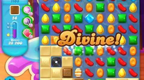 Candy Crush Soda Saga Level 1108 (2nd buffed, 3 Stars)
