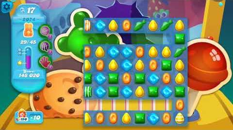 Candy Crush Soda Saga Level 2074