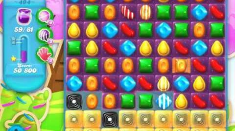Candy Crush Soda Saga Level 494 (4th version)