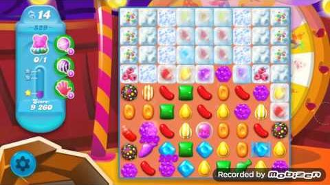 Candy Crush Soda Saga Level 529 (3 Stars)