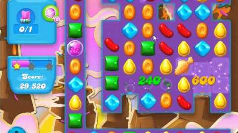 Candy Crush Soda Saga Level 72(3 Stars)