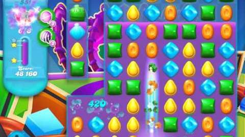 Candy Crush Soda Saga Level 551 (3 Stars)