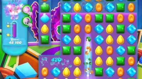 Candy Crush Soda Saga Level 551 (3 Stars)