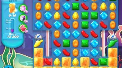 Candy Crush Soda Saga Level 1096 (3 Stars)