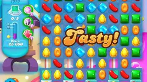 Candy Crush Soda Saga Level 1373 (nerfed)