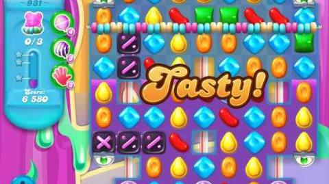 Candy Crush Soda Saga Level 931 (3 Stars)