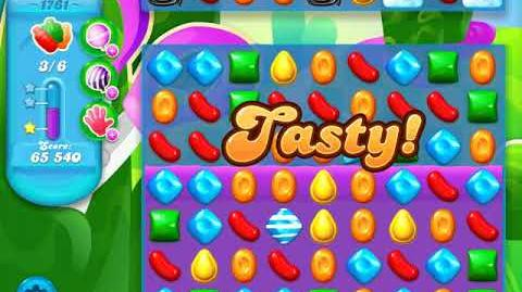 Candy Crush Soda Saga Level 1761