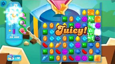 Candy Crush Soda Saga Level 2035