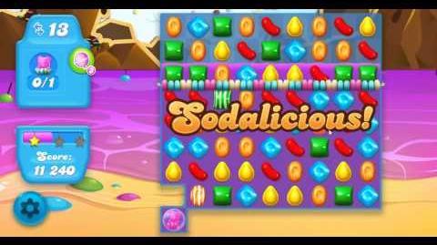 Candy Crush Soda Saga Level 22-1