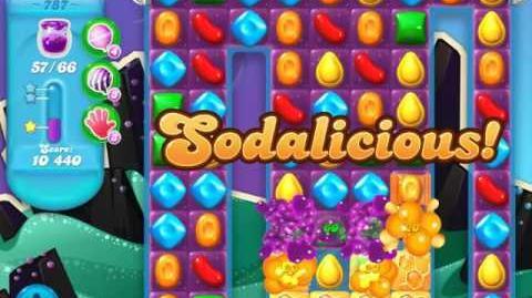 Candy Crush Soda Saga Level 787 (3 Stars)