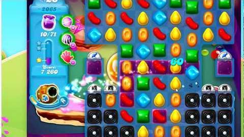 Candy Crush Soda Saga Level 2065 ***