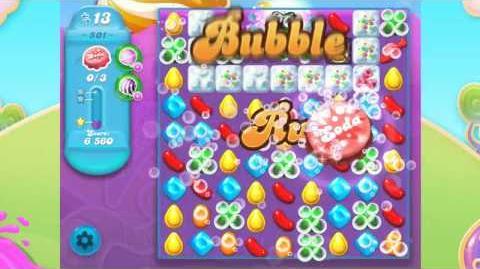 Candy Crush Soda Saga Level 501 No Boosters (1st version)