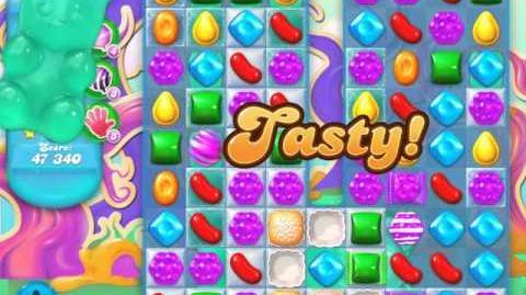 Candy Crush Soda Saga Level 80 (6th version, 3 Stars)
