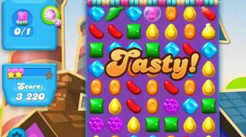 Candy Crush Soda Saga Level 2 (unreleased version 7)