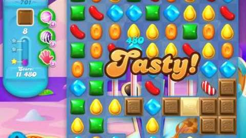Candy Crush Soda Saga Level 701 (3 Stars)
