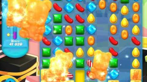Candy Crush Soda Saga Level 984 (2nd buffed, 3 Stars)