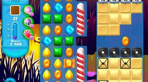 Candy Crush Soda Saga Level 1766 (3 Stars)