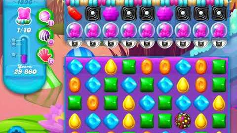 Candy Crush Soda Saga Level 1836 (3 Stars)