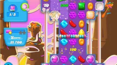 Candy Crush Soda Saga Level 65(3 Stars)