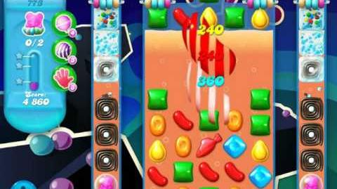Candy Crush Soda Saga Level 773 (buffed)