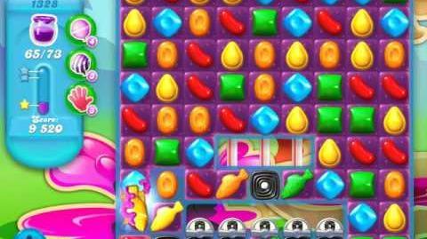 Candy Crush Soda Saga Level 1328 (3 Stars)