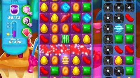 Candy Crush Soda Saga Level 1871