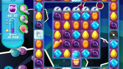 Candy Crush Soda Saga Level 777 (2nd buffed)