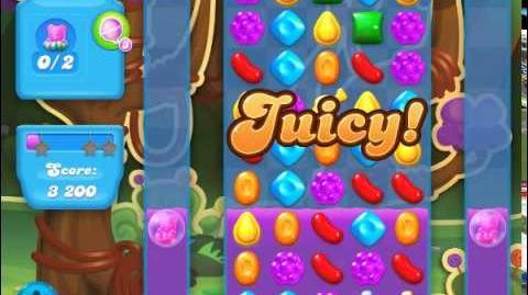 Candy Crush Soda Saga - Level 14