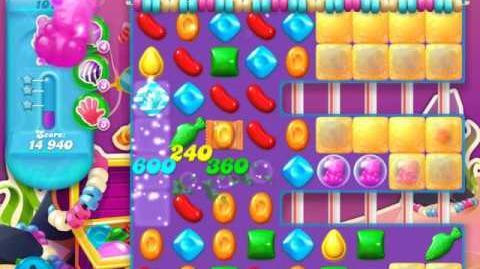 Candy Crush Soda Saga Level 1074 (4th version, 3 Stars)