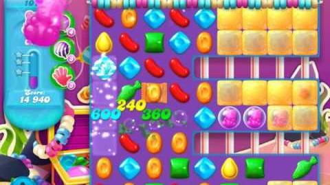 Candy Crush Soda Saga Level 1074 (4th version, 3 Stars)