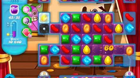 Candy Crush Soda Saga Level 1355 (4th version)