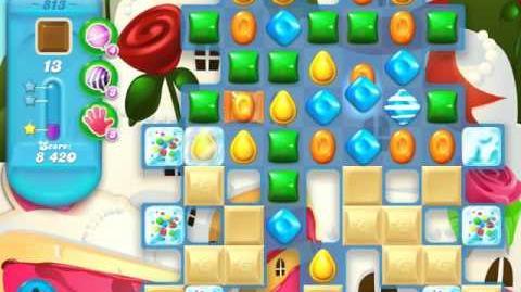 Candy Crush Soda Saga Level 813 (3 Stars)
