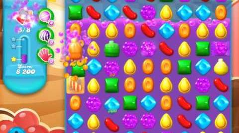 Candy Crush Soda Saga Level 97 (2nd version, 3 Stars)